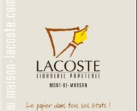 Papeterie Lacoste