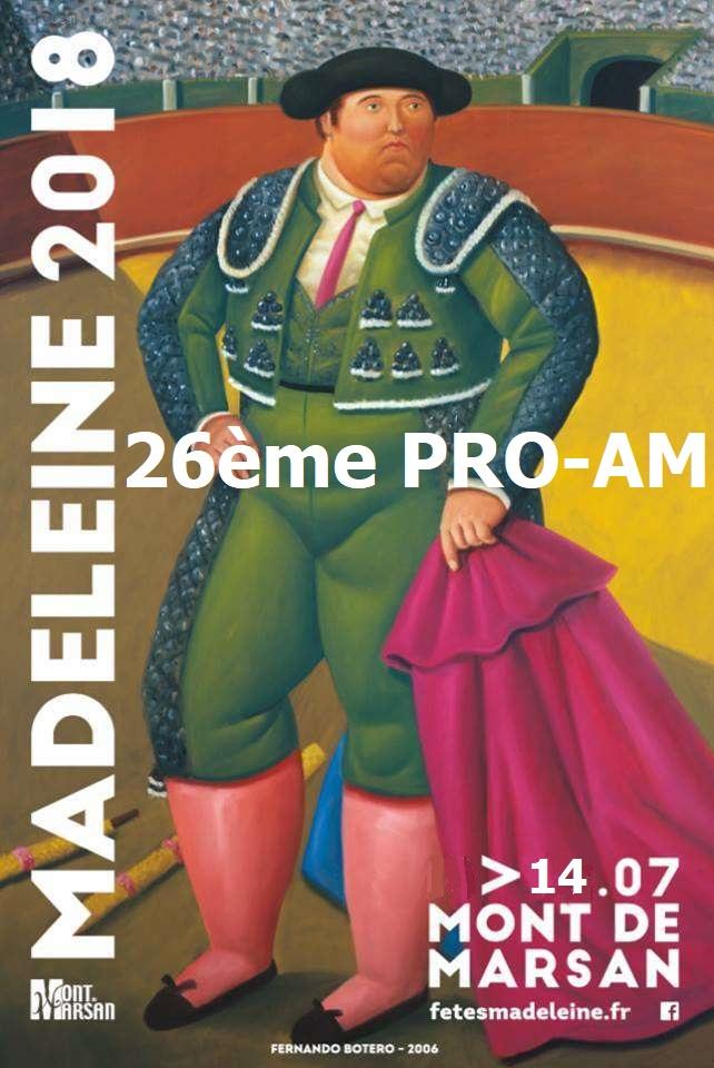 Résultats Pro Am de la Madeleine