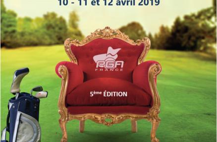 L'OPEN PGA FRANCE de Mont de Marsan les 10-11 et 12 avril 2019