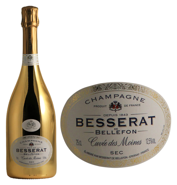 Compétition Champagne Besserat de Bellefon