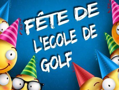 Fête de l'école de Golf 2019