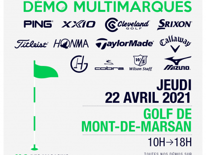Journée Démo Multimarques du jeudi 22 avril (avec food truck!)