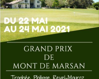 Liste des inscrits - Grand Prix de Mont de Marsan 2021