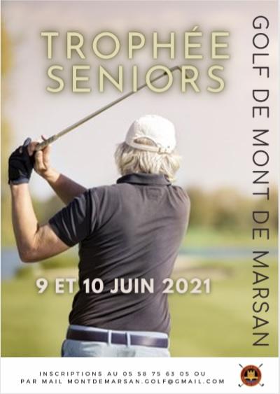 Trophée Seniors: les inscriptions sont ouvertes