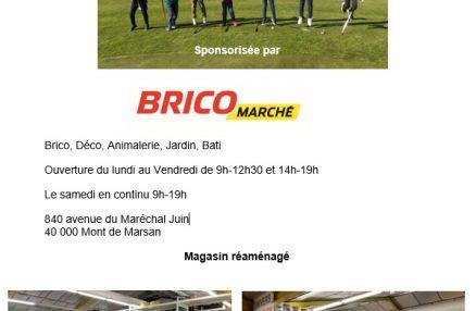 Compétition de l'Ecole de golf du mercredi 19 mai