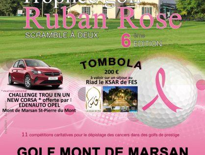 Départs du Trophée Ruban Rose (dimanche 6 juin)