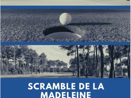 Inscrivez-vous au Scramble de La Madeleine