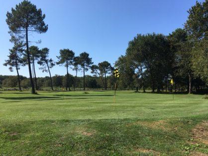 Venez vous entraîner au golf de Mont de Marsan