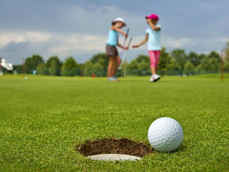 Découverte du golf ouverte à tous les enfants le 9 octobre